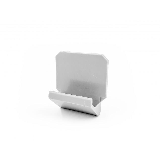 BURG Auffangschale für Münzpfandschlösser aus Kunststoff (von vorne)