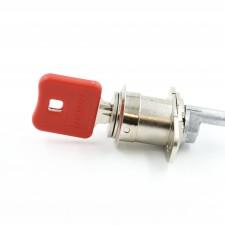 Schlüsselkappe für BURG X-Profil in rot