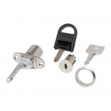 Zentralverschluss mit 40mm-Exzenterlängefür Verschlussstangen mit Antriebsbolzen