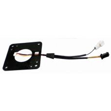 Master 125 kHz Grundplatte für Außenantenne und Steckernetzteil